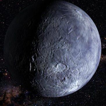 Plutone senza veli
