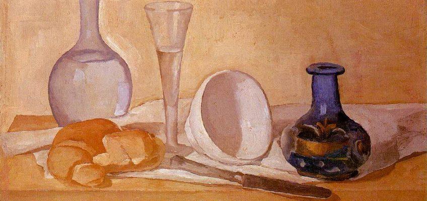 Giorgio Morandi: il pittore della polvere?