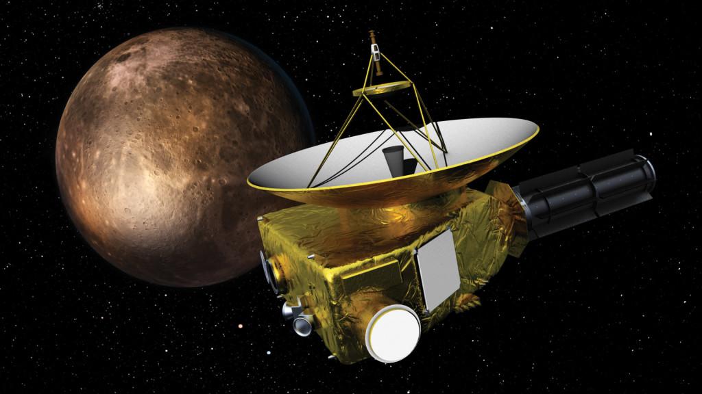 Sonda New Horizon in corsa verso Plutone