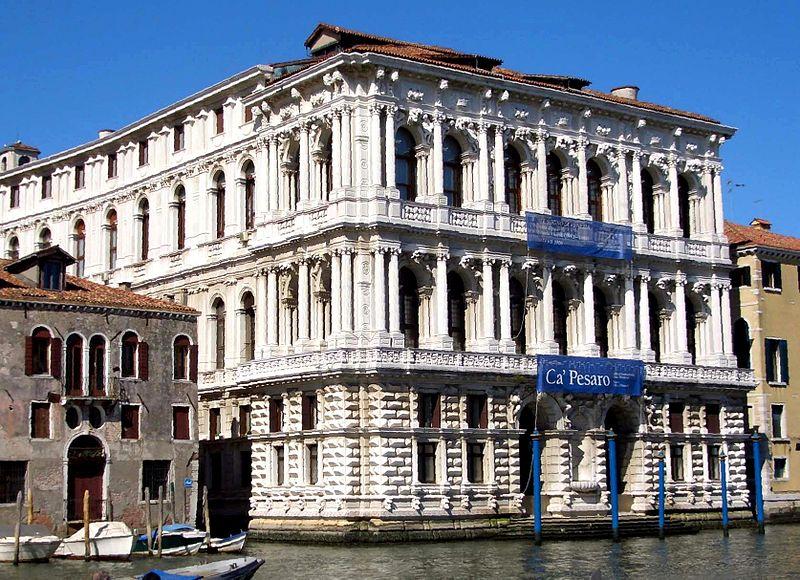 Ca' Pesaro, Venezia