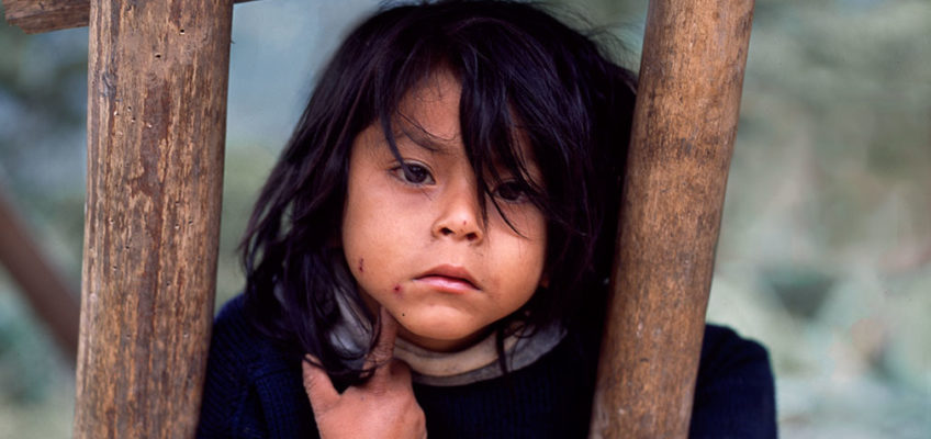 McCurry, Perù