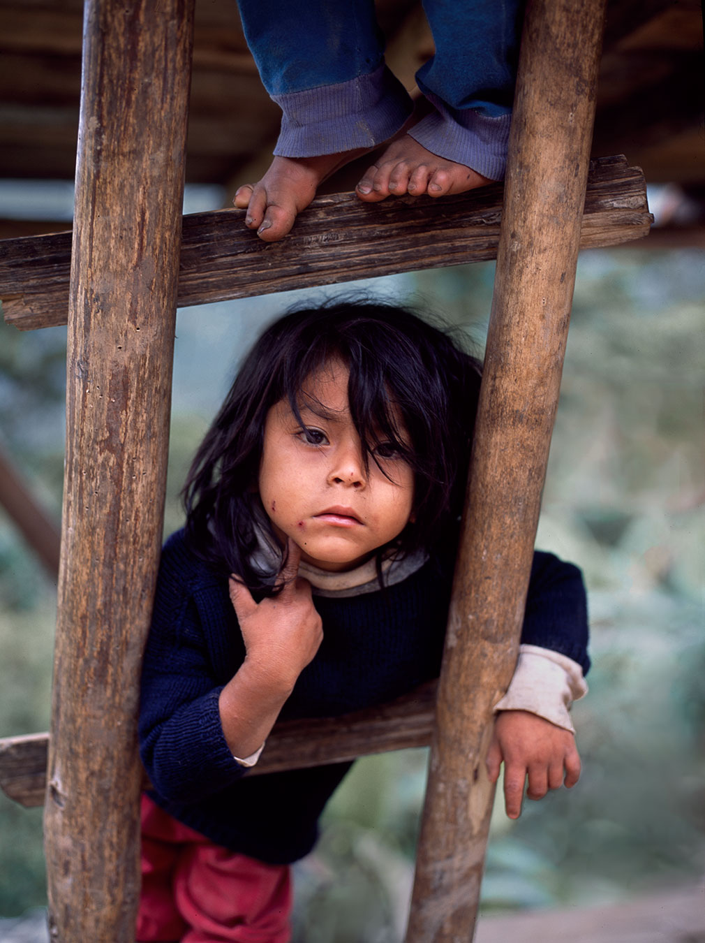 McCurry, Perù