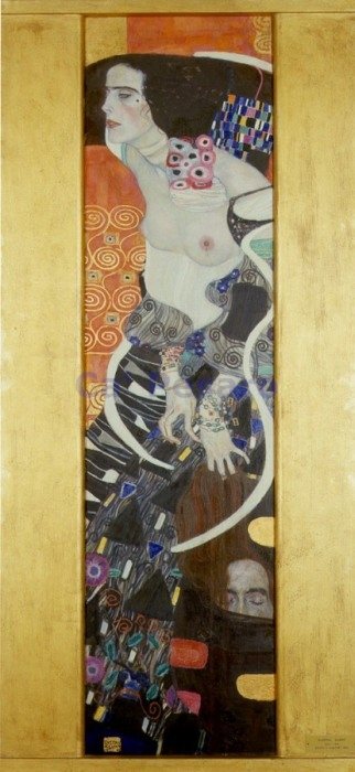 Klimt, Giuditta II, 1909