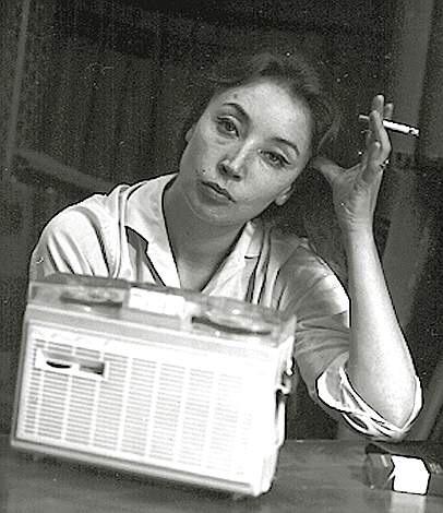 La giovane Oriana Fallaci