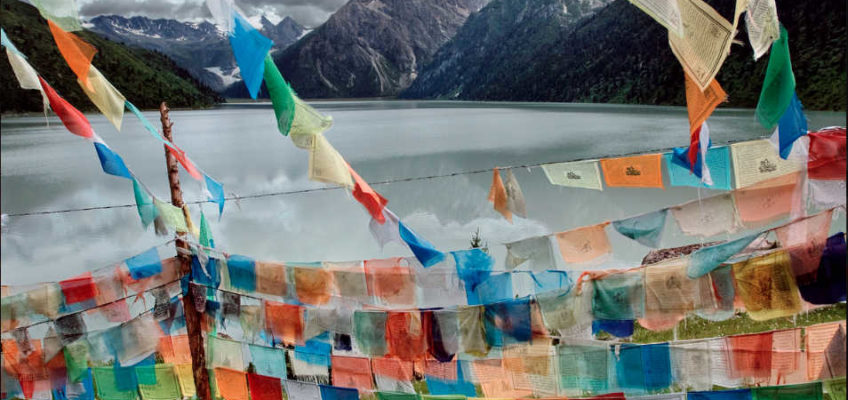 Tibet - Mccurry