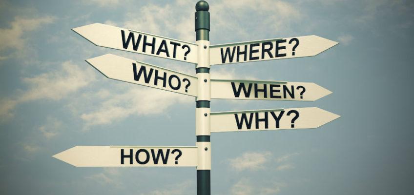 scelta capire domande
