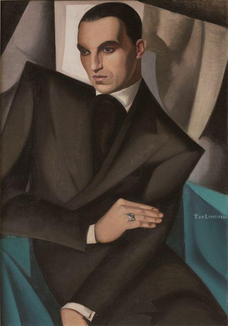 Tamara de Lempicka, Guido Sommi Picenardi, 1925