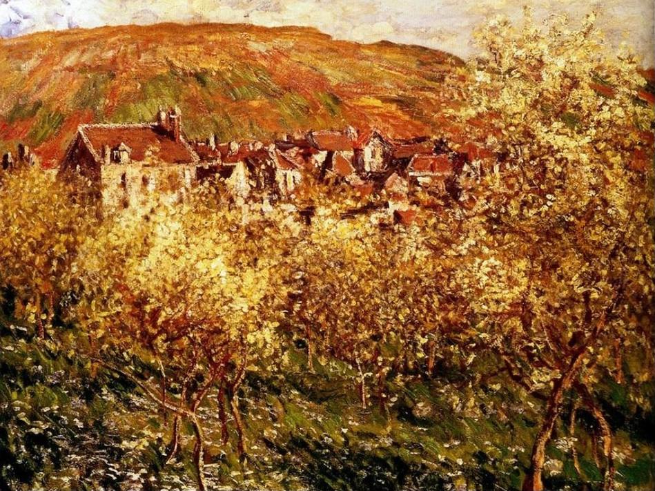 Claude Monet, Paesaggio